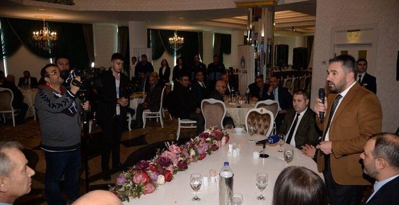 Başkan Çetin, Ankara Zabıta Koordinasyon toplantısına ev sahipliği yaptı