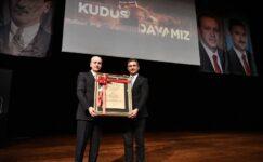 AK Parti Genel Başkan Vekili Numan Kurtulmuş Mamak'ta Konferans Verdi