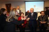 Başkan Yaşar'a Gönül Ödülü