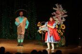 Yenimahalleli miniklere ücretsiz tiyatro keyfi