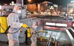 Ankara'da salgın hastalıklara karşı önlem