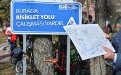 Bisiklet yolu projesi için ilk adım atıldı