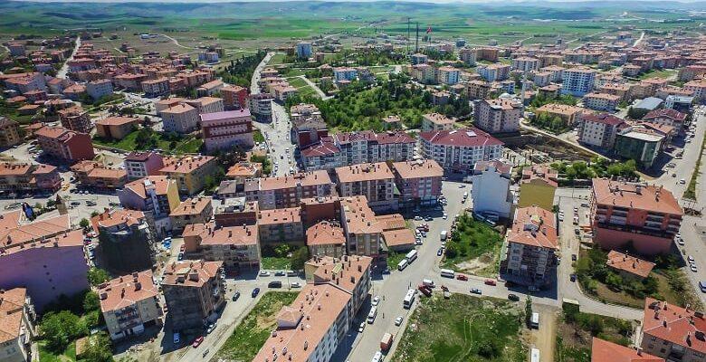 Akyurt'un 2019 yıl sonu nüfusu