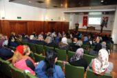 Altındağ'da depreme hazırlık semineri