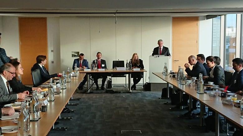 Ankara'nın yatırımları Londra'da görücüye çıkıyor