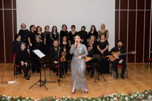 """Altındağ'da """"İkinci Bahar"""" korosu"""