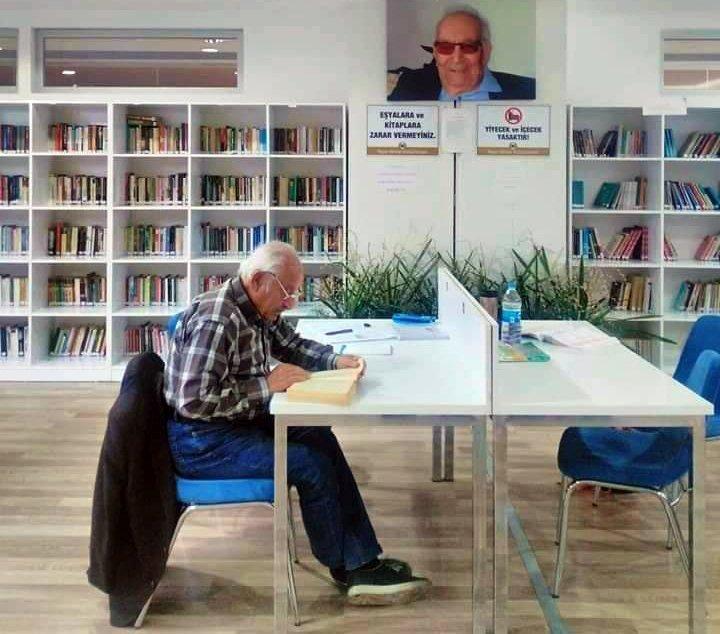 Yenimahalle kütüphaneleri dolup taşıyor