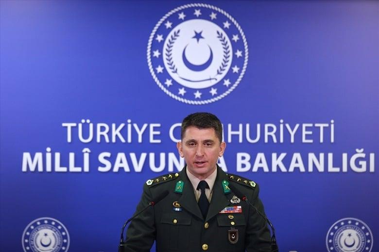 Milli Savunma Bakanlığı: 2 asker şehit, 6 yaralı