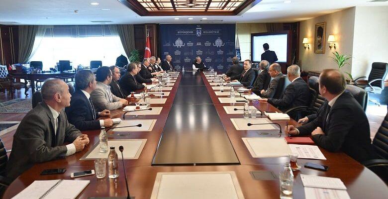 Ankara'da Kriz Yönetim Masası Kuruldu