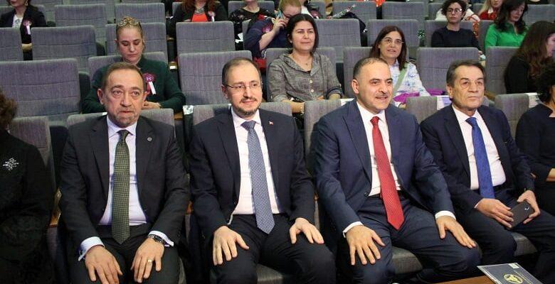 """""""Türkiye'de 200 binden fazla kadın mühendis var"""""""