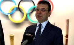 """İmamoğlu'ndan """"İstanbul Olimpiyatı"""" değerlendirmesi"""