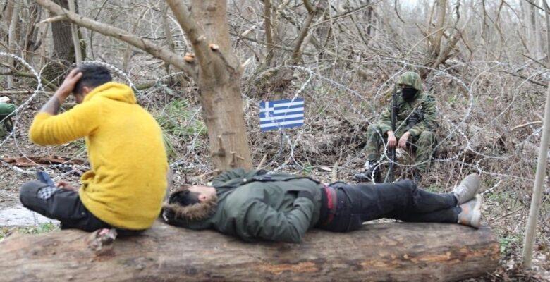 TBMM Başkanı Şentop'tan Yunan güvenlik güçlerine kınama