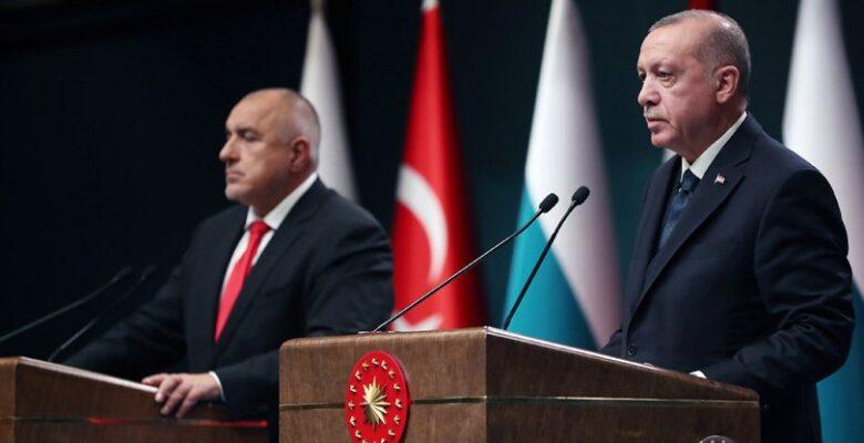 Erdoğan: Bu yükü biz mi kaldıracağız?