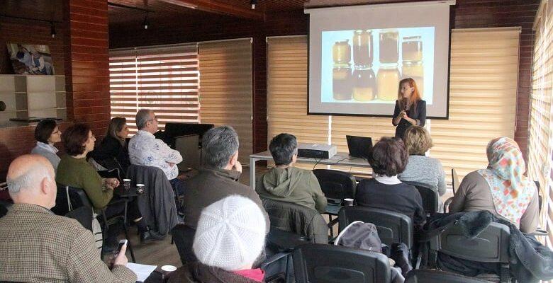 Arıcılık eğitimlerinden 80 vatandaş yararlandı