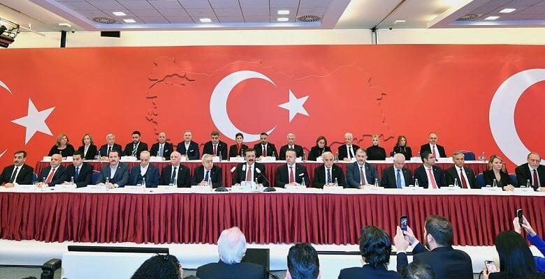 Ankara'da STK'lardan İdlib için ortak açıklama