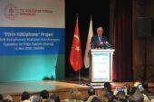 Bakan Ersoy 'Etkin Kütüphane' projesini tanıttı