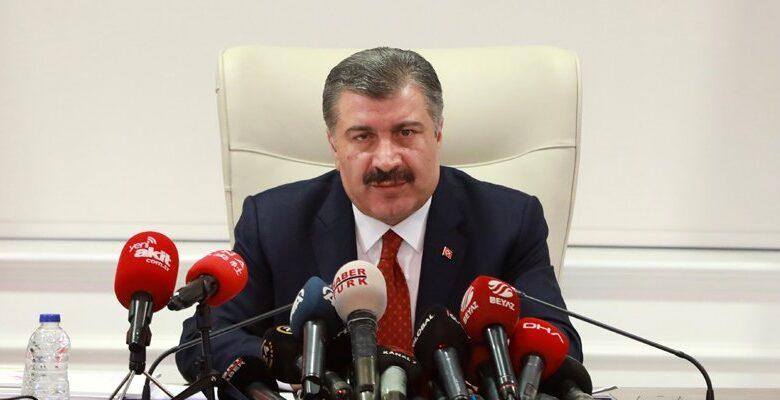 Sağlık Bakanı Koca: Hasta sayımız 191'e ulaştı