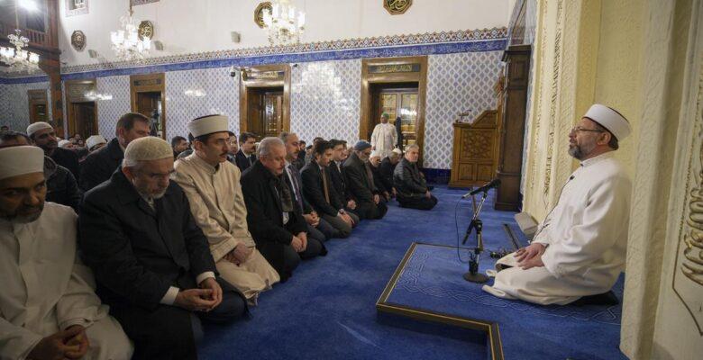 90 bin camide Mehmetçik için zafer duası edildi