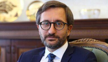 """Fahrettin Altun:"""" Bilim adamlarımız corona virüse çözüm için durmaksızın çalışıyor"""""""