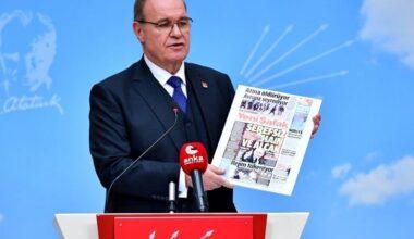 CHP Genel Başkan Yardımcısı Öztrak: Bu soruları Putin'e sorun
