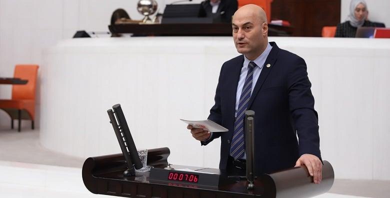 """CHP Genel Başkan Yardımcısı Açıkel: """"Saray ekonomisi toplumu intihara sürüklüyor"""""""