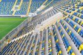 Büyükşehir Belediyesi Stadyumlarda da Hijyen Çalışması Yürütüyor