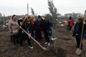 Öldürülen 474 Kadının İçin Hatıra Ormanı Oluşturuldu
