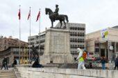 Ankara'nın dört bir yanında 454 personel