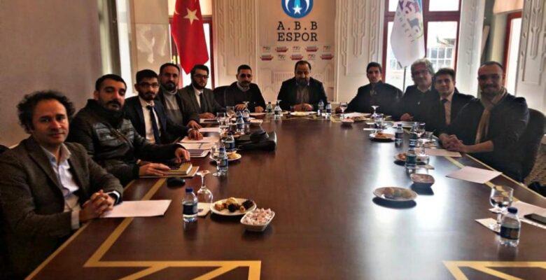 İlk resmi belediye Espor Kulübü Ankara'da kuruldu