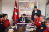 AKUT ile Ankara İtfaiyesi arasında işbirliği anlaşması