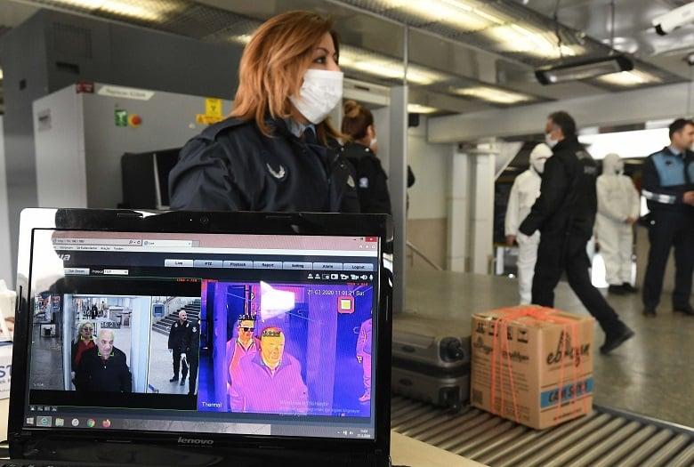 AŞTİ'ye termal kameralar yerleştirildi