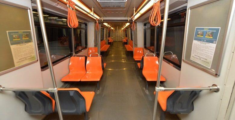 Toplu taşıma araçlarının kullanımı yüzde 80'in üzerinde azaldı