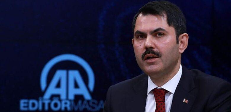 Bakan Kurum: Elektrik şarj istasyonları zorunlu olacak