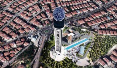 Cumhuriyet Kulesinin İhalesi 10 Nisan'da Yapılacak