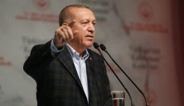 Erdoğan açıkladı, bu geceden itibaren benzin ve motorinde büyük indirim