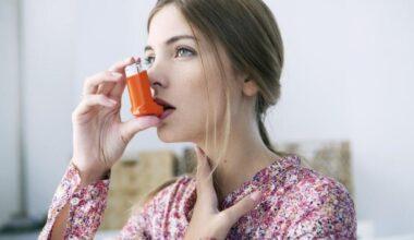 Koronavirüs astım hastlarını nasıl etkiler?
