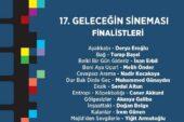 """""""TÜRSAK Geleceğin Sineması""""nda finale kalan 20 proje"""