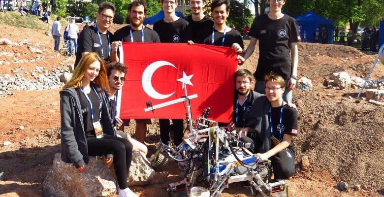Türk keşif aracı 'hope' dünya finalinde