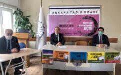 """""""Ankara'da kapatılan hastaneler tekrar açılsın"""" talebi"""