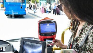 Özel Halk Otobüsleri de ANKARAKART sistemine dahil oldu