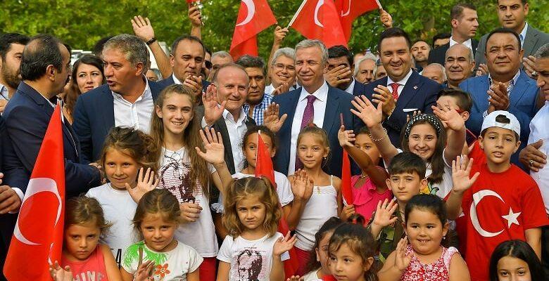 Başkan Yavaş'tan 23 Nisan Ulusal Egemenlik ve Çocuk Bayramı Kutlama Mesajı