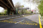 Büyükşehir'den 4 günde 22 bin ton asfalt rekoru