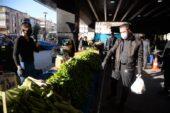 Başkan Ertuğrul Çetin'den Ramazan öncesi Pazar Denetimi