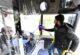 Otobüs şoförlerine koronavirüs önlemi