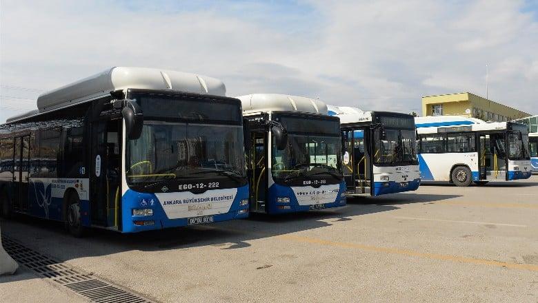 """Ankara Büyükşehir Belediyesi'nden """"ulaşım"""" açıklaması"""