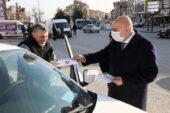 Keçiören Belediyesi 2 Günde 10 Bin Adet Maske Dağıttı