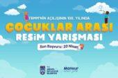 """Büyükşehir'den """"100 Yılın Çocukları"""" resim yarışması"""