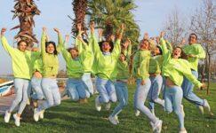Ankara'da 'değişim' şenliği
