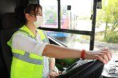 Ankara'da toplu taşımaya kadın eli değecek