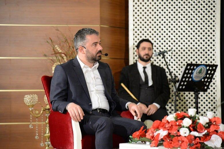 Pursaklar'da Ramazan Sohbetlerinin konuğu Başkan Ertuğrul Çetin